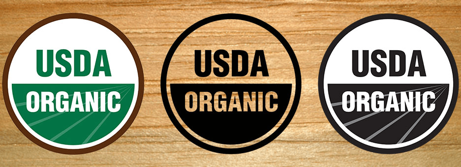 USDA organic stamp